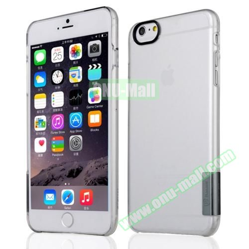Baseus Ultra-thin Transparent Protective Sky Case for iPhone 6 (Black)