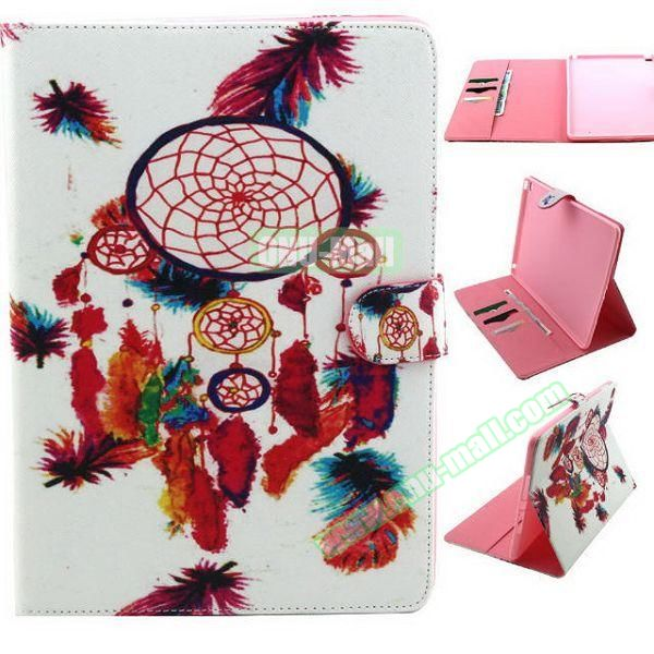 Personalized Design Flip Pattern PU Leather Case for iPad Air 2 with Magnetic Closure (Artware)
