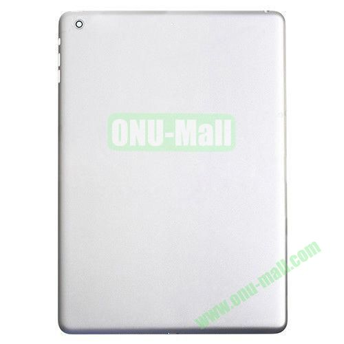 OEM Protective Back Housing Cover for iPad Air Wifi (Silver)