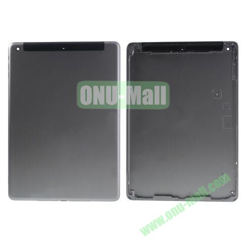 OEM Back Housing Cover for iPad Air 4G Version (Black)