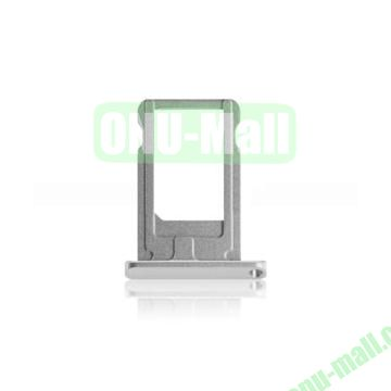 SIM Card Tray Replacement Spare Parts for iPad Mini Retina (Silver)