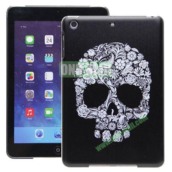 High Quality Cartoon Pattern Skeleton Design Hard Plastic Case for iPad Mini 2 iPad Mini 3