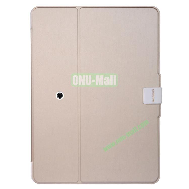 BASEUS Luxurious Brushed Smart Cover for iPad mini 2  iPad Mini 3 with Stand (White)