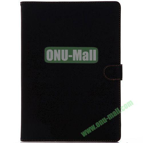 Retro book case for iPad Mini Retina  iPad Mini 3 Smart Cover (Black)