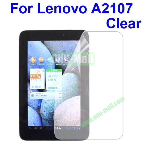 Film Guard Screen Protector For Lenovo A2107 (Clear)