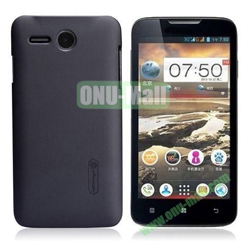 NILLKIN Frosted Oil Coated Hard Case for Lenovo A680 (Black)
