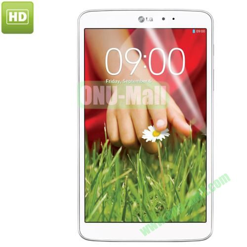 HD Screen Protector for LG G Pad 8.3
