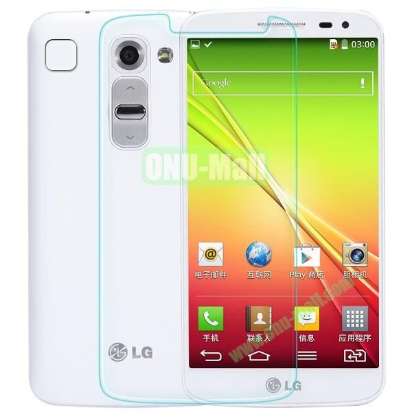 NILLKIN Ultrathin 0.3mm Anti-Explosion Tempered Glass Screen Protector for LG G2 Mini D610 D618 D620