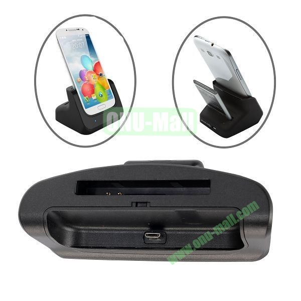 Dual USB Charging Cradle 3 in 1 Function (Data Sync + Dock Charger + Extra Battery Charger) for LG Optimus G Pro 2 F350 D837 D838