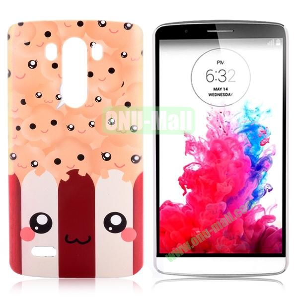 Special Pattern Hard PC Case for LG G3 D850 LS990 (Cute Cartoon Pattern)