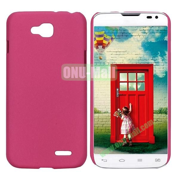 Quicksand PC Hard Case for LG L90 D405 D405N(Pink)