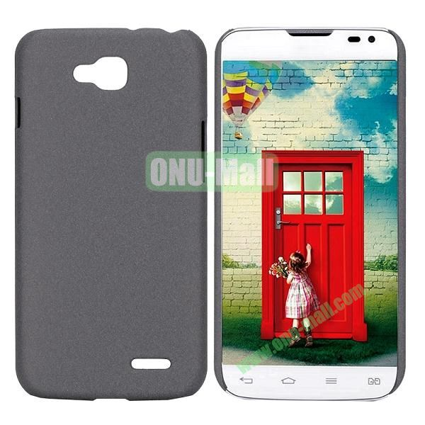 Quicksand PC Hard Case for LG L90 D405 D405N(Grey)