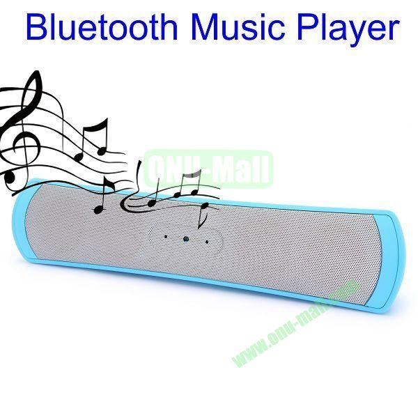 Portable Active Bluetooth Speaker Music Player (Blue)