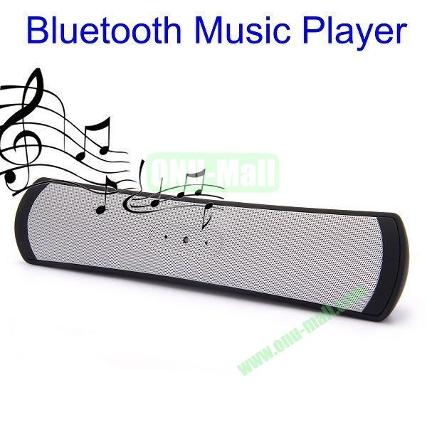 Portable Active Bluetooth Speaker Music Player (Black)