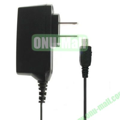Travel Charger for HTC, Blackberry (US Plug)
