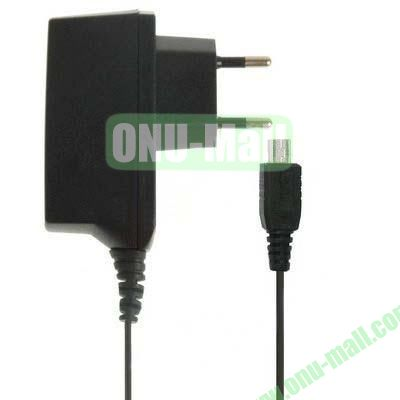 Travel Charger for HTC, Blackberry (EU Plug)