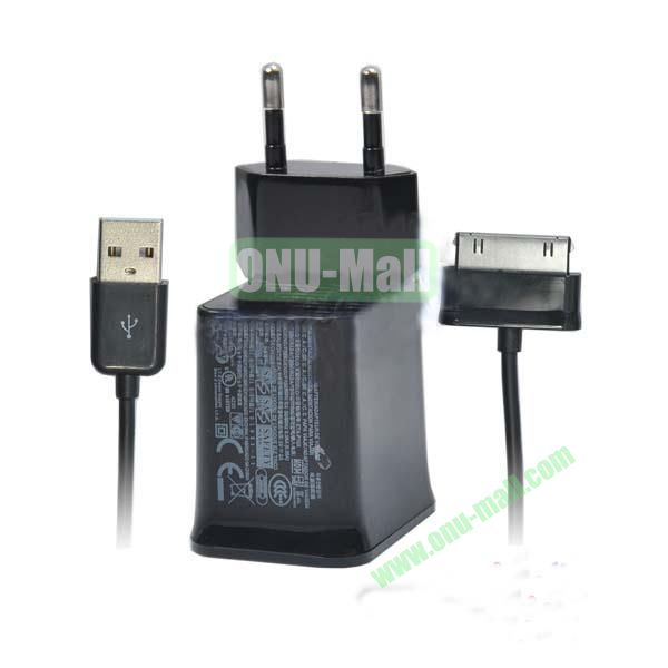 Travel Charger Adapter for Samsung Galaxy Tab P1000(EU Plug)