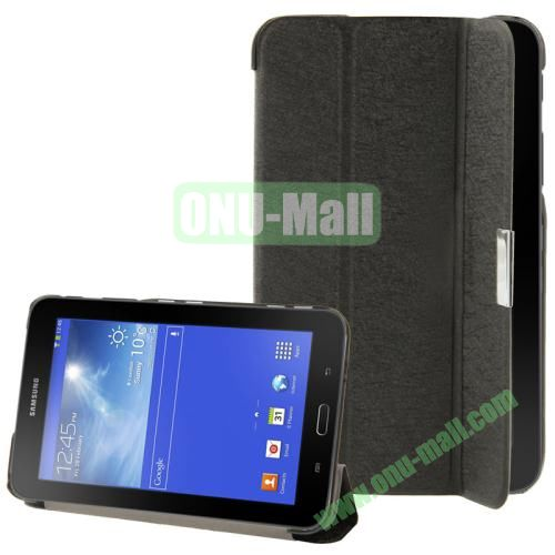 3 Folding Leather Case for Samsung Galaxy Tab 3 Lite 7.0 T111T110