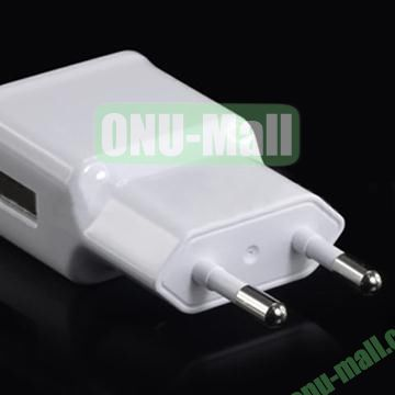Portable Standard USB Charger Adapter for Samsung Galaxy Note 3 N9000 (EU)