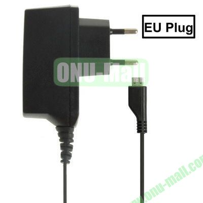 Micro USB Power Adapter Wall Charger for Samsung Galaxy Note 3S4  S3  N7100  Nokia  LG  HTC  Sony (EU Plug)