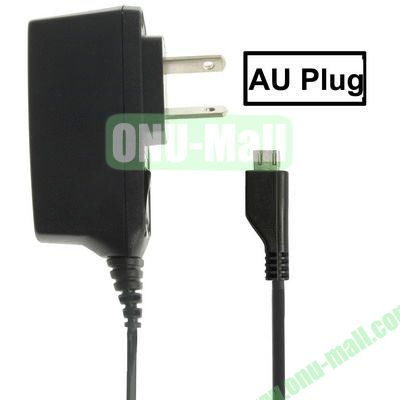Micro USB Power Adapter Wall Charger for Samsung Galaxy Note 3S4  S3  N7100  Nokia  LG  HTC  Sony(AU Plug)