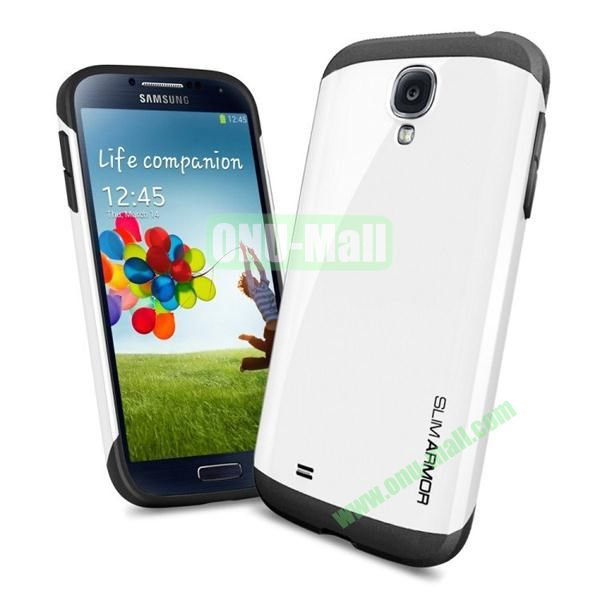 Slim Armor Case for Samsung Galaxy S4 (White)