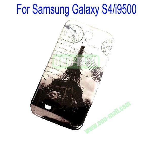 Retro Eiffel Tower Pattern Hard case for Samsung Galaxy S4i9500