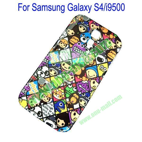 Cartoon Pictures Hard Case for Samsung Galaxy S4i9500