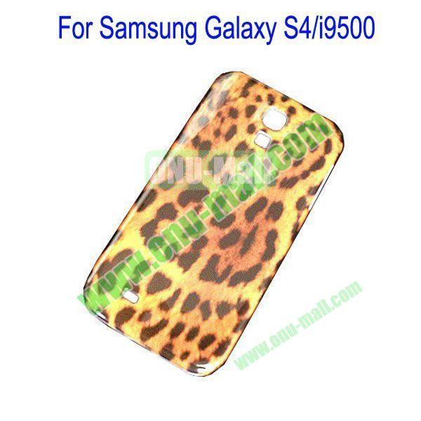 Leopard Pattern Hard Case for Samsung Galaxy S4i9500