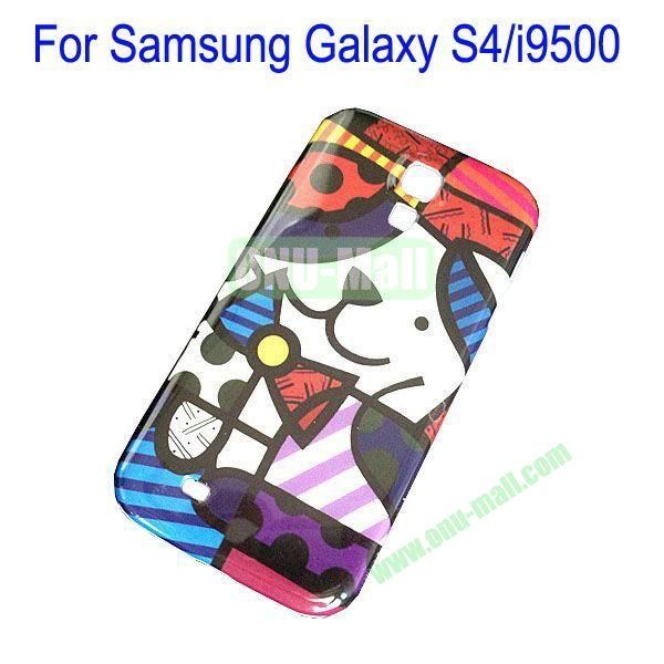 Lovely Dog Pattern Hard Case for Samsung Galaxy S4i9500