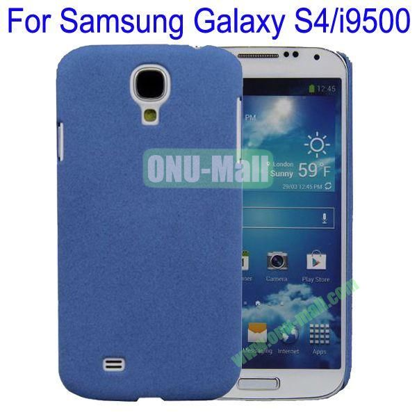 Ultrathin Quicksand Hard Case Cover for Samsung Galaxy S4i9500(Blue)