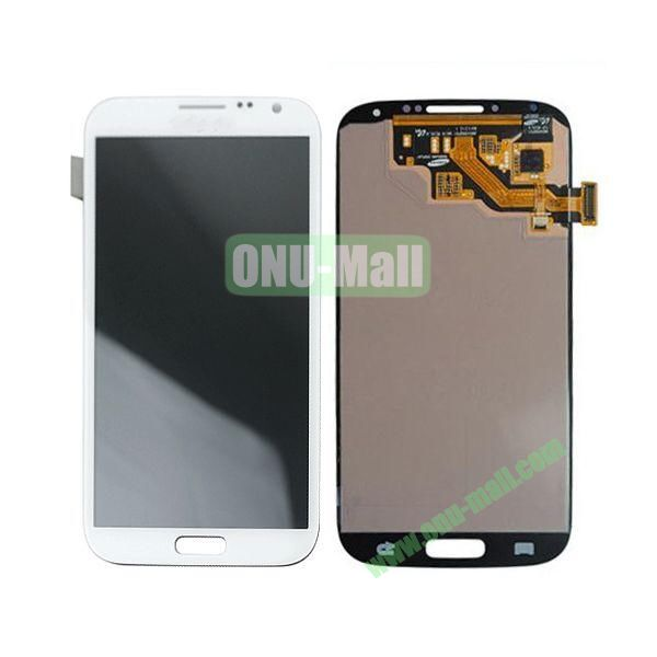 Spare Parts LCD Assembly for Samsung Galaxy S4 I9500, Replacement Repair Parts Support 3G Version Not 4G Version (White)