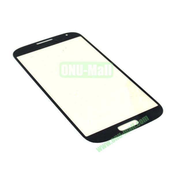 LCD Touch Screen Digitizer Lens Glass Replacement for Samsung Galaxy S4 i9500 (Dark Blue)