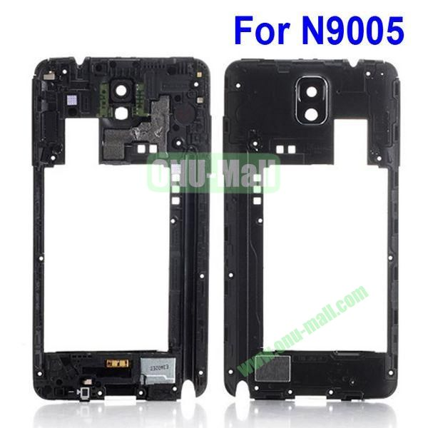 Back Cover Housing Replacement Frame Bezel Spare Parts for Samsung Galaxy Note 3 N9000