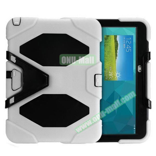 Military Anti-Shock Case for Samsung Galaxy Tab 3 P5200 (White)