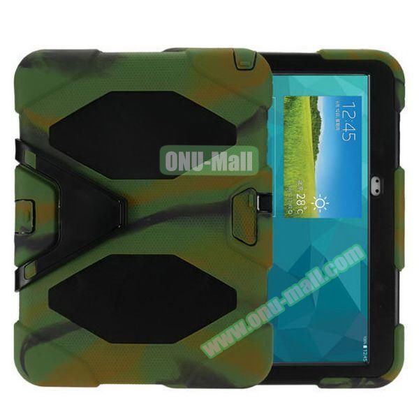 Military Anti-Shock Case for Samsung Galaxy Tab 3 P5200 (Camouflage)