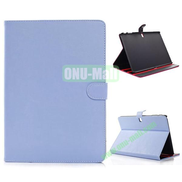 New Arrival Functional Leather Smart Cover for Samsung Galaxy Note Pro 12.2 P900 with Stand (Blue)