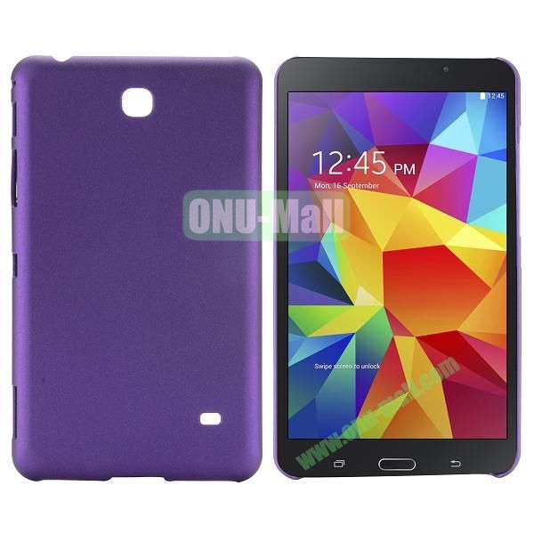Quicksand Frosted PC Hard Case for Samsung Galaxy Tab 4 7.0 T230 (Purple)
