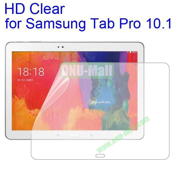 High Quality HD Clear Screen Protector for Samsung Galaxy Tab Pro 10.1T520