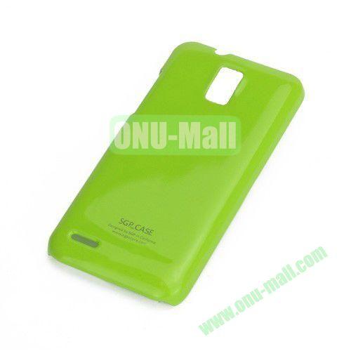 Ultra Thin Glossy Hard Case for ZTE V995 Blade G V880G N880G (Green)
