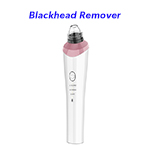New Electric Visual Pore Suction Cleaner Vacuum Blackhead Removal Machine with Camera(Pink)