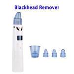 Patent 4 in 1 USB Rechargeable Facial Pore Cleaner Blackhead Remover Vacuum