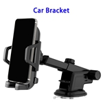 New Style Multifunctional Telescopic Stick Car Mount Phone Stand Holder