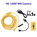 F130 HD 1200P Wifi Endoscope Camera with 8 LEDs for IOS for Android