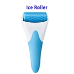 Top Sales Handy Comfortable Beauty Ice Massage Roller (Blue)