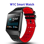 CE ROHS FCC Multi-Sport Modes Fitness Tracker Wristband Bracelet Smart Watch(Red)