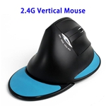 CE FCC Approved 6 Keys Gaming Mouse 3 Adjustable Vertical Computer Mouse