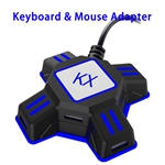 KX USB Game Controller Converter Keyboard Mouse Travel Plug Adapter Gaming Accessories