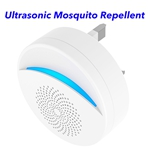 Newest CE FCC ROHS Pest Repellent Electronic Ultrasonic Pest Repeller(UK Plug)