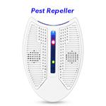 No Radiation Safe Flame Retardant Material Pest Repellent Electronic Ultrasonic Pest Repeller